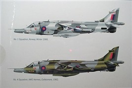 "Italeri 1/72 Harrier GR.3 ""Falkland""  kit 1278 image 2"