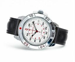 VOSTOK KOMANDIRSKIE. Men`s Russian solder military mechanical watch. 431171 - $28.50