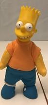 "Bart Simpson Doll Burger King Promo 1990/9"" Tall - $9.50"