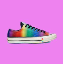NIB*Converse Chuck 70 Pride Low Top*Rainbow Multi*6-11*Sneaker - $150.00