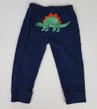 Carter's Toddler Boy's Dinosaur Pants Size 18 Months - Free Shipping! - $7.42