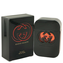 Gucci Guilty Black by Gucci 2.5 oz EDT Spray Perfume for Women New in Box - $61.39