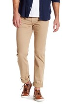 MEN'S JOE'S JEANS THE BRIXTON STRAIGHT + NARROW IN KHAKI NEW W/TAGS - $49.95
