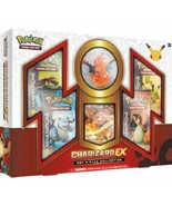 CHARIZARD EX Red and Blue Collection Box Pokemon TCG Generations 20 Anni... - $57.95