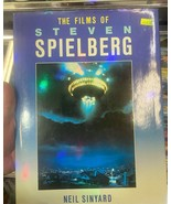 RARE The Films of Steven Spielberg by Neil Sinyard COLLECTORS BOOK - $7.87