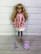Project MC2 Adrienne Attoms Bath Fizz Doll With Outfit Science Experiments MGA - $23.75