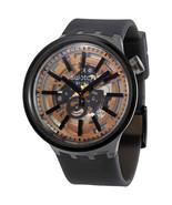 Swatch - SO27B115 - Dark Taste Quartz Men's Watch  - $138.55