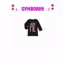 """Gymboree Girls """"Posh & Playful"""" Collection Inspire Me Tee Size 6 New - $12.82"""