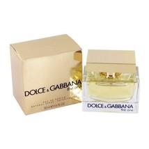 DOLCE & GABBANA THE ONE Perfume By DOLCE GABBANA For WOMEN - $56.84