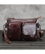 BDF 2017 New Style Genuine Leather Cowhide Bag Luxury Men Travel Bag - $57.97