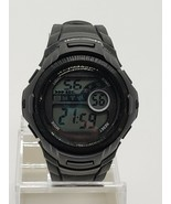Men's Digital Sports Watch LED Screen Large Face Military Waterproof Wat... - $21.86