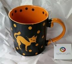 Spectrum Halloween Cat mug - $19.95