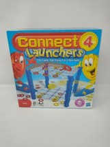 Connect 4 Launchers Game - Complete With Instructions - $18.50