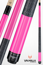 Pink VA116 Valhalla Viking Two-piece Billiard Pool Cue Stick Lifetime Warranty - $71.49+
