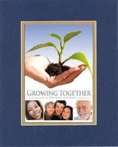 Growing Together - Romans 12:5. . . 8 x 10 Inches Biblical/Religious Ver... - $11.14