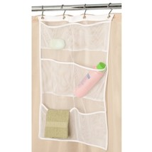Caddy and Bath Organizer with 6-pocket, Hang on Shower Fshion Quick Dry ... - $16.99