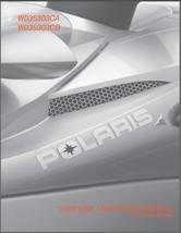 Polaris MSX 140 Personal Watercraft ( PWC ) Service Manual on a CD -- MSX140 - $12.00