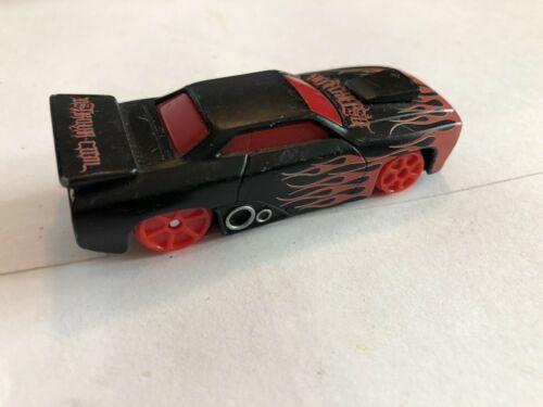 Maisto Fresh Metal Burnin' Key Cars - Slayer (Black w/Red Tires) Fast Shipping
