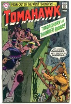 Tomahawk Comics #129 1970-Neal Adams- DC Western  VF - $119.80