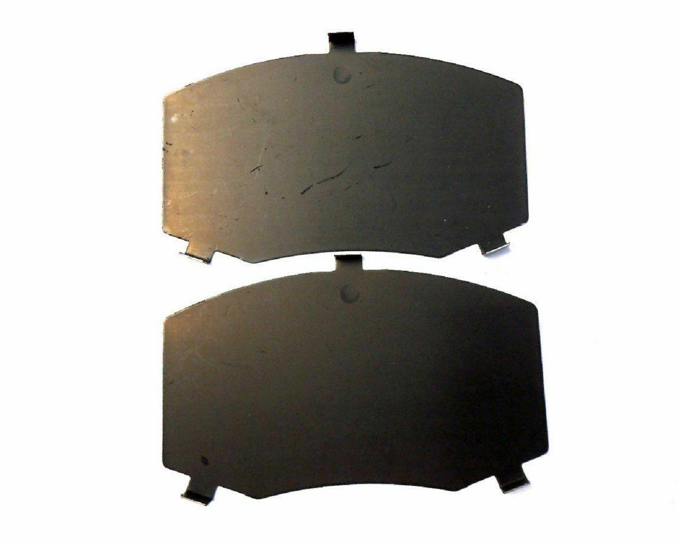 Disc Brake Pad Set-ThermoQuiet Semi-Metallic Brake Pad Front Wagner MX1278