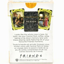 Aquarius Friends Television TV Show Theme Playing Card Deck image 2