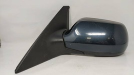 2004-2006 Mazda 3 Driver Left Side View Power Door Mirror Green 48325 - $65.49