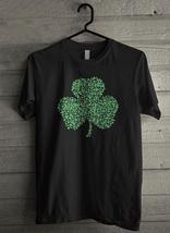 Lucky Shamrock St - Custom Men's T-Shirt (764) - $19.13+