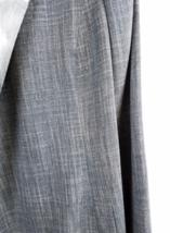 Oscar de la Renta Women Gray Blazer Suit Jacket Size 4 Made in USA image 3