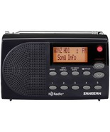 Sangean HD Radio/FM Stereo/AM Portable Radio  (HDR-14) - $95.00