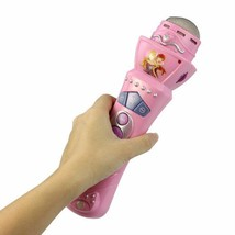 Singing Wireless Microphone Led Flashing Light Karaoke Music Kids Xmas G... - $11.87