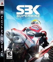 SBK Superbike World Champ - Playstation 3 [video game] - $13.59