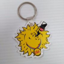 Coca-Cola Olympic Sun Drinking Keychain - FREE SHIPPING - $5.93