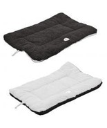 Eco-Paw Reversible Eco-Friendly Pet Bed- Black And White - $22.95+