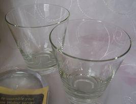 Vtg AMERICAN WALNUT- WOOD/GLASS/CHROME-Condiment Caddy/ Relish Tray/Carousel-NEW image 3