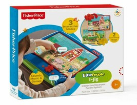 Fisher Price I-Jig Interactive Puzzle - $30.00