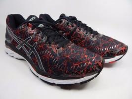 Asics Gel Kayano 23 Men's Running Shoes Sz US 10.5 M (D) EU 44.5 Black Red T6A0N