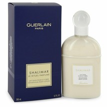 Shalimar Perfume By Guerlain For Women 6.7 Oz Body Lotion - $56.30