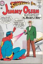 Superman's Pal Jimmy Olsen Comic Book #68, DC Comics 1963 FINE/FINE+ - $27.01