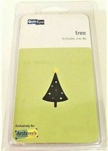 QuicKutz Tree Die, Perfect for Card Making, Scrapbooking, Christmas