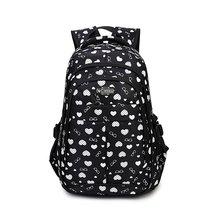 Backpack for Girls Casual Lightweight Shoulder School Backpack Kids Book... - €23,87 EUR
