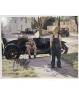 "Ryan O'Neal & Tatum O'Neal Signed Autographed ""Paper Moon"" Glossy 8x10 Photo - C - $79.99"