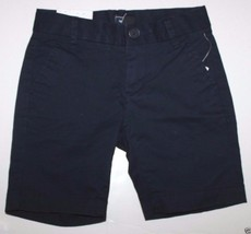 Gap Kids NWT Girl's Navy Blue Uniform Shorts School Uniform Chino Shorts - $29.87