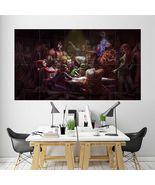 Wall Poster Art Giant Picture Print Joker writes Letter 2378PB - $27.99