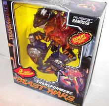 Beast Wars Transmetals  RAMPAGE *Case Fresh Mostly SHARP SEALED - discou... - $154.99