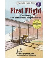 First Flight: The Story of Tom Tate and the Wright Brothers (I Can Read ... - $9.05