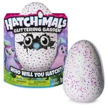 Hatchimals Glittering Garden, Hatching Egg, Interactive Creature – Sparkly...  - $128.10