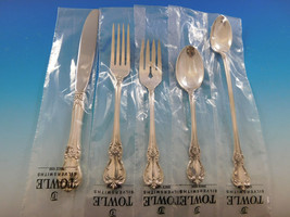Old Master by Towle Sterling Silver Flatware Set for 8 Service 45 pieces... - $2,425.50