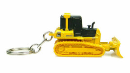Universal Hobbies Komatsu D61 EX Dozer Diecast Key ring Key Fob UH5524 - $16.00