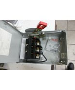 General Electric THN2261RDC Spec-Setter Safety Switch Heavy Duty New - $133.64