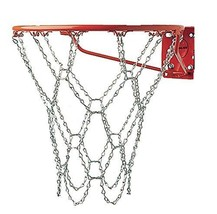 Basketball Hoop Chain Net Ring Heavy Duty Steel Rim Replacement Rust New ✔ - $13.98